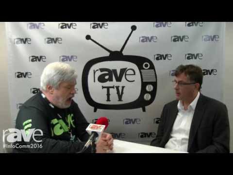 InfoComm 2016: Joel Rollins Interviews Revolabs Vice President of Product Alan MacLeod