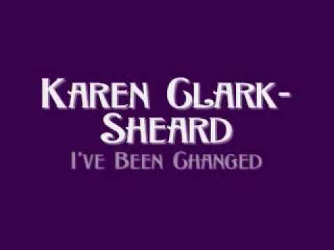 Cover image of song I've been changed by Karen Clark-Sheard