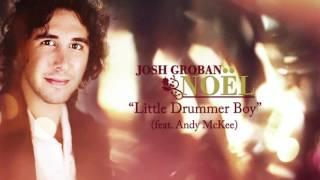 Josh Groban - Little Drummer Boy (feat. Guitarist Andy McKee) [Official HD Audio]