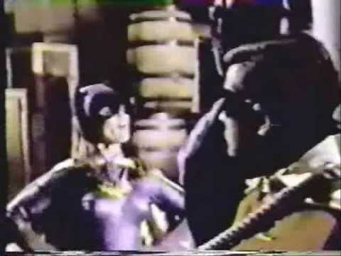 1966 BATMAN TV SHOW: BATGIRL Equal Pay PSA Commercial