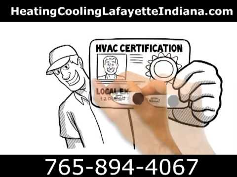 Heating and Cooling Lafayette, Indiana | Twin City Heating & Cooling-765-894-4067