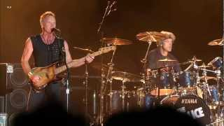 Download Lagu The Police - Message in a Bottle 2008 Live Video HD Gratis STAFABAND