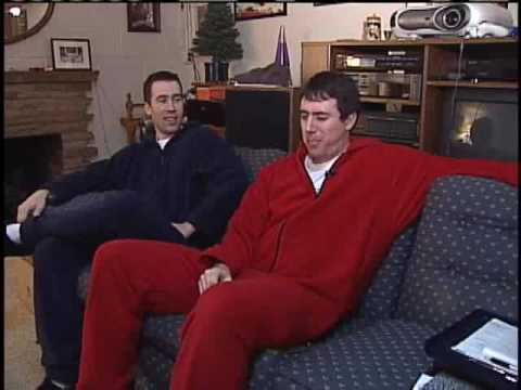 Two Brookfield Men Are  Forever Lazy 