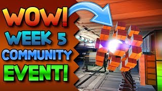 """""NEW"""" Week 5 Community Event! - [ No Man's Sky Tip's and Tricks ]"