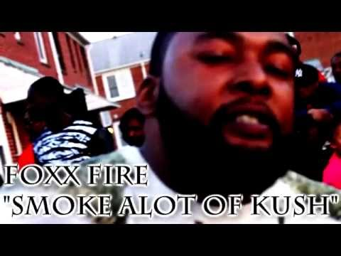 Foxx Fire - Smoke Alot of Kush (Official Music Video) filmed by @LRPtv