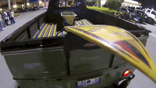 VW Single Cab Bus.. Miami Style...