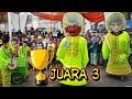 Ondel ondel JUARA 3 ☆Sanggar BINTANG ADZAM☆ Festival Gerbang Betawi. thumbnail