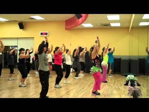 Belly Dancing-zumba Fitness video