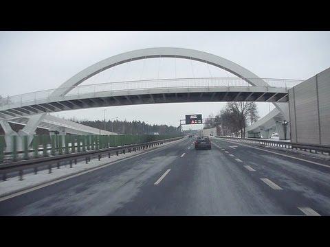 Droga Krajowa Nr 12 I 11 Kalisz - Poznań + S11 Kórnik Poznań