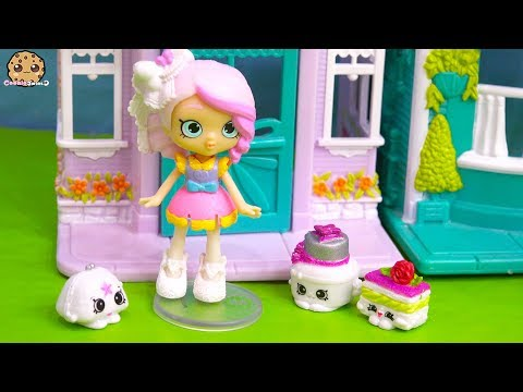 Wedding Surprise ! Getting Married Shopkins Shoppies Bride Video 3