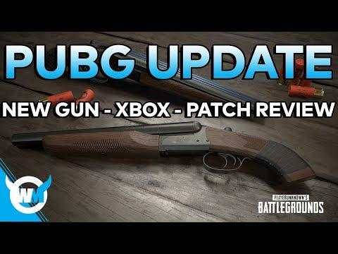 PUBG Update: New Gun, XBOX Optimization, Patch Review/Desert Map Test - BATTLEGROUNDS NEWS