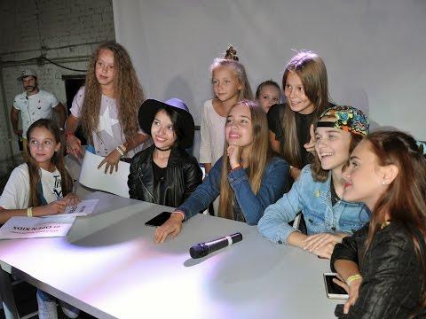 OPEN KIDS автографсессия на Bashka Fest | MILENA WAY