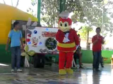 Jollibee Dancing chacha Dabarkads video