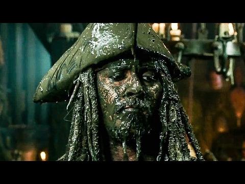 Пираты Карибского моря 5: Мертвецы не рассказывают сказки — Русский трейлер #2 (2017)