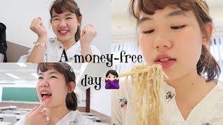 [NgocinTokyo]Daily Vlog - MỘT NGÀY NGỌC KHÔNG XÀI TIỀN Ở NHẬT?😝