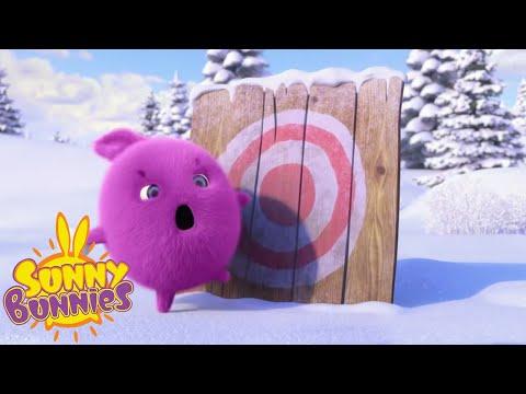 Cartoons for Children | SUNNY BUNNIES - Snowman | New Episode | Season 4 | Cartoon