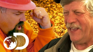 Best Gold Clean Ups Ever | Gold Rush & Bering Sea Gold