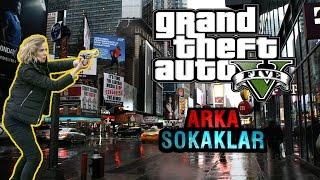 GTA 5 SELİN KOMİSER İLE DEVRİYEDEYİZ! #5 (GTA 5 Türk Polisi Modu)