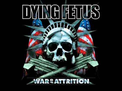 Dying Fetus - Parasites Of Catastrophe