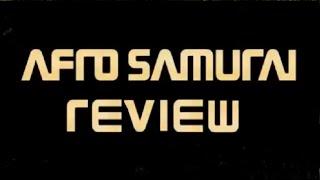 Afro Samurai Review