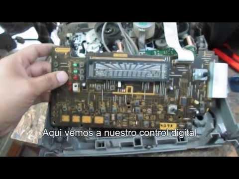 Reparación de Equipo Pioneer no sube ni baja el volumen control sin fin
