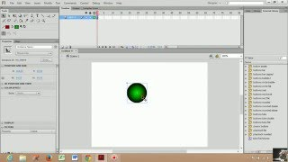 Flash Cs6 AS3.0 Klavye Kontrol with Snippets