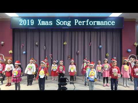 108學年度聖誕歌曲表演-一年一班
