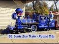 St. Louis Zoo Train - Round Trip