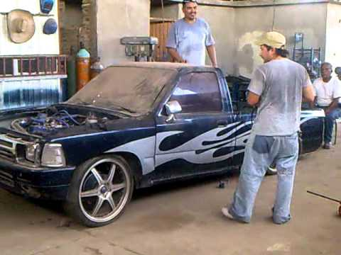 TOYOTA TRANSFORMERS LOWRIDER (GONZALEZ TEAM) 2 - YouTube