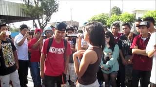 4. chiky vs astrid. king of freestyle 2014