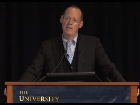 Honors Colloquium 2012 - Paul Farmer