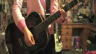 Owl city - fireflies - guitar cover