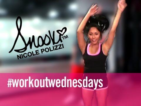 Plyometrics: Workout Wednesdays w/ Snooki