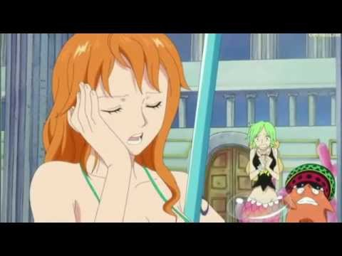ONE PIECE - Zoro, Nami e Brook fanno incazzare Usopp