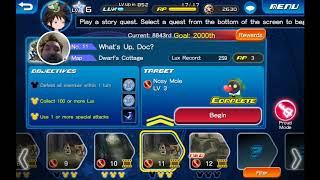 Kingdom Hearts Union χ [Cross] part 5