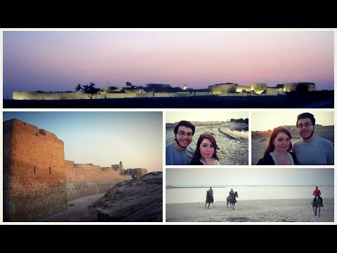 BAHRAIN FORT !!! (Daily Vlog 199)