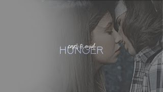 carl and enid | hunger