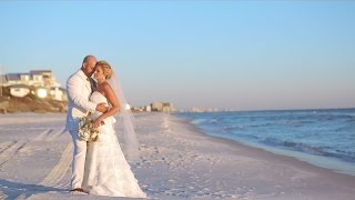 Rosemary Beach wedding {destination wedding film}