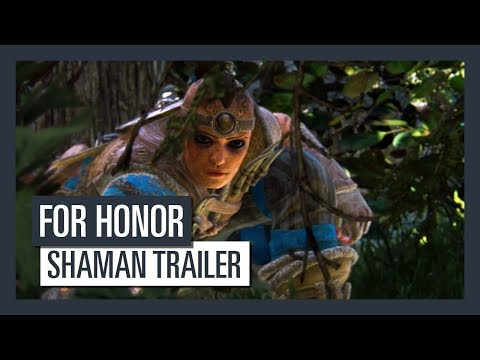 For Honor Order and Havoc -Shaman Trailer