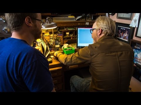 Inside Adam Savage s Cave: The New Laser Cutter!