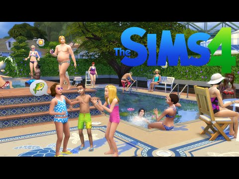 The Sims 4: Pools Live Broadcast