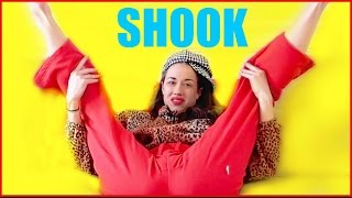 """SHOOK"" - Original song by Miranda Sings"