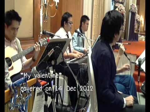 My valentine (covered on 14 Dec 2012)