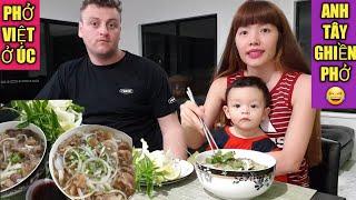 ĂN PHỞ NẠM GÂN VÀ TÁM CÁCH SHOPPING GIÁ TỐT Ở ÚC | cuộc sống Úc
