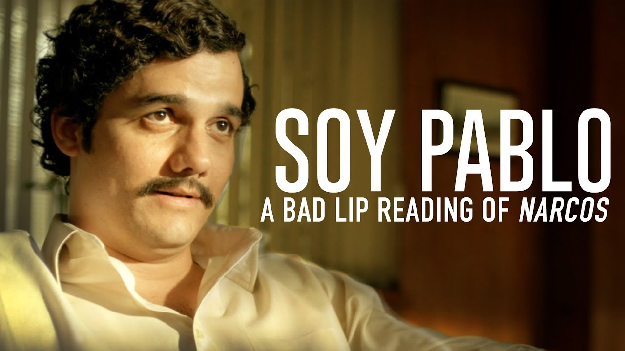Bad Lip Reading Delves Into Pablo Escobar