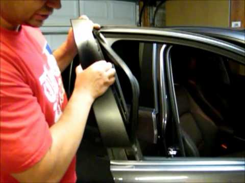 2007 Bmw 328i B Pillar Install Youtube