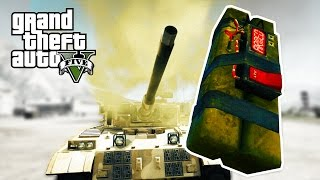 GTA 5 Online - RHINO HUNT! (Ultimate GTA 5 Online Game Mode)