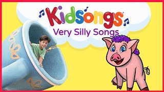 Very Silly Songs By Kidsongs Best Kids Songs Audio Music Nursery Rhymes For Kids Pbs Kids
