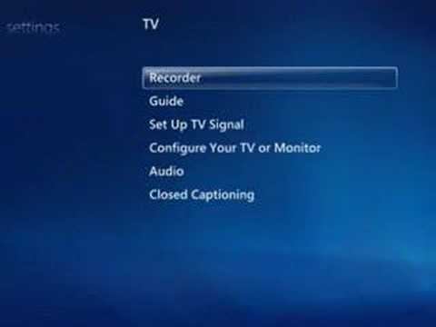 Turn your PC into a DVR with Windows Media Center