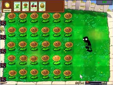 Plants Vs Zombies Cheats All Weapon Unlock